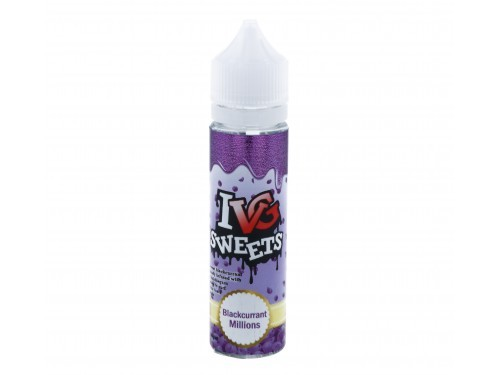 I VG - Sweets - Blackcurrant Millions - 50ml - 0mg