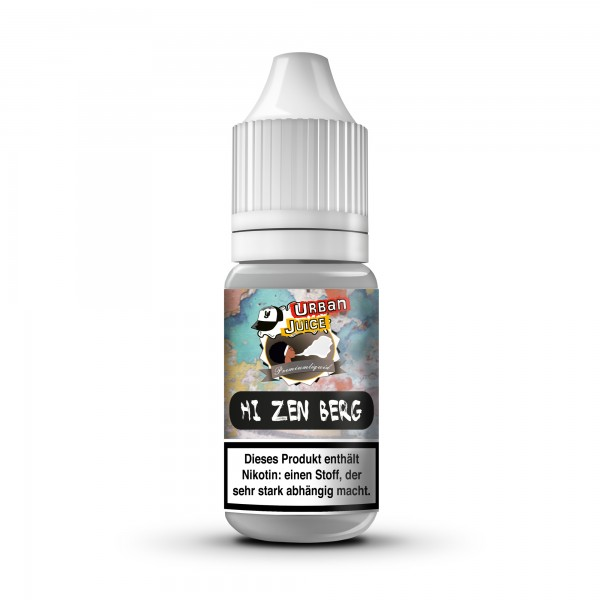 Urban Juice E-Liquid Hi Zen Berg 10ml