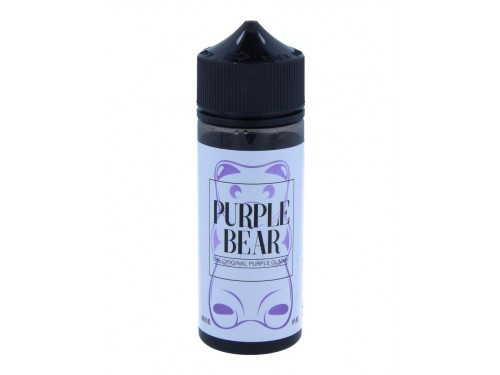 OG Bear - Purple Bear - 100ml - 0mg/ml