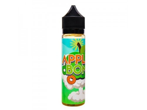 Elysian Labs - In Your Face - Apple Bomb 50ml - 0mg/ml